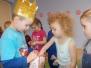 4 Urodziny Olka z gr. Malinek