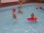 "Pływacka grupa ""Fioletowa"" 02.09.14r."