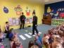 Wizyta Policji w przedszkolu!