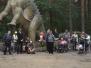 """Wycieczka do Ogrodu Botanicznego oraz """"Zaginionego Świata""""- Parku Dinozaurów w Myślęcinku W Bydgoszczy"""