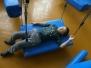 Zabawy sensoryczno-ruchowe